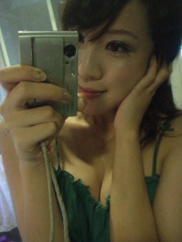 ภาพหลุด หวังรั่วเหว่ย WangRuoWei นางแบบไต้หวัน