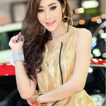เชอร์รี่ นริศรา คงสมจิตต์ Motor Expo Smart Pretty Vote 2012 012