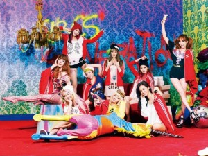 "Girls' Generation's newly released title track, ""I Got a Boy"""