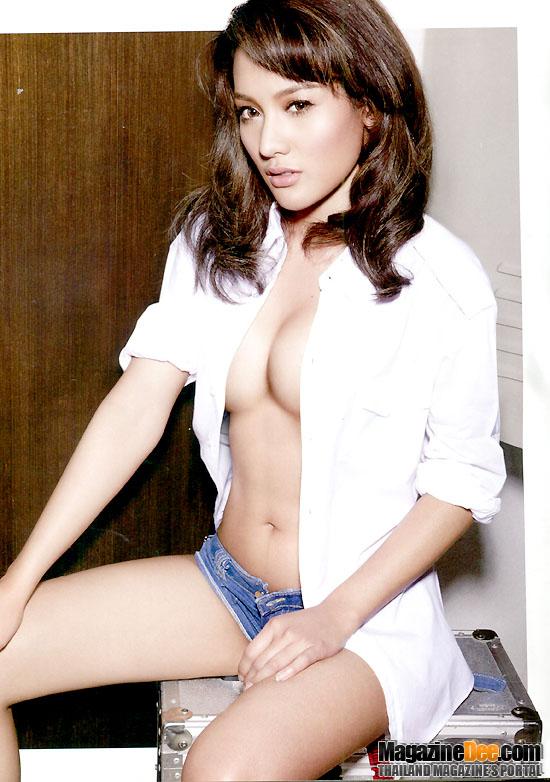 Aim Jassaya Wingket Maxim Magazine Thailand 007
