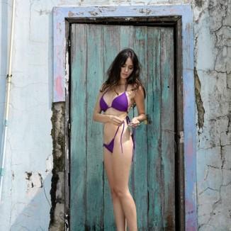 ซาร่า มาลากุล เลน Sara Malakul Lane เซ็กซี่ นิตยสาร MARS001