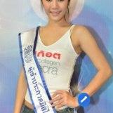 พลอย ธันยาภัทร ศิริโชติ มิสไทยแลนด์เวิลด์ 2013