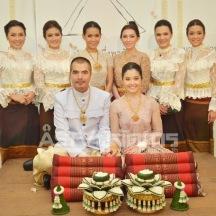 ไก่ มีสุข คิม พงศกร แต่งงาน 004
