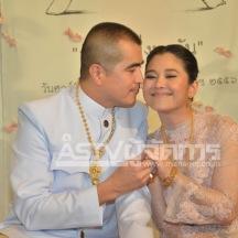 ไก่ มีสุข คิม พงศกร แต่งงาน 008