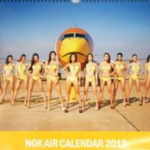 Nok Air Calendar 2013 002