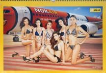 Nok Air Calendar 2013 015