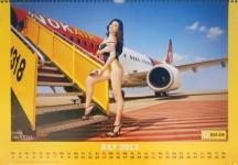 Nok Air Calendar July 2013
