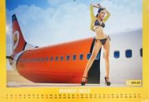 Nok Air Calendar March 2013