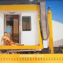 Nok Air Calendar November 2013