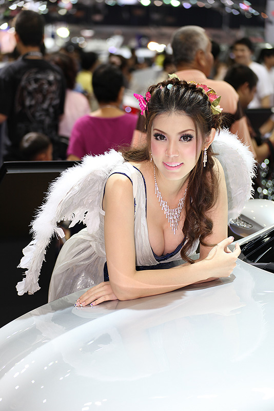 Pretty Bangkok International Motorshow 2013