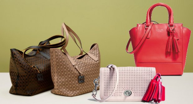 Spring-Summer 2013 จาก Coccinelle และ Coach